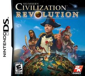 Civilization Revolution - DS - Used