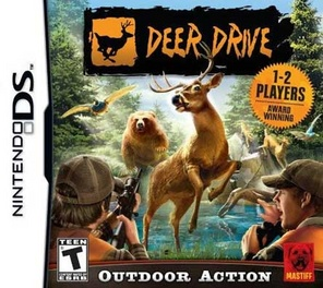 Deer Drive - DS - Used