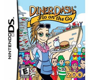 Diner Dash - DS - Used