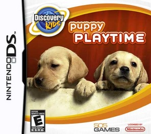 Discovery Kids-Puppy Playtime - DS - Used