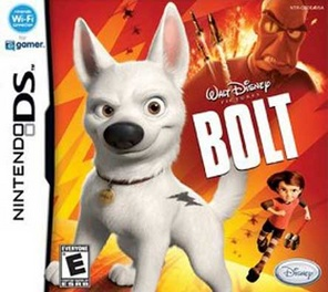 Disney Bolt - DS - Used