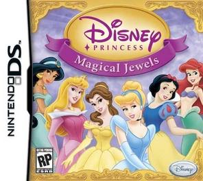 Disney Princess Magical Jewels - DS - Used