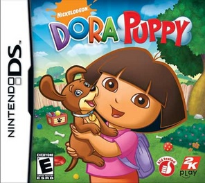 Dora The Explorer Dora Puppy - DS - Used