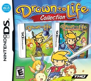 Drawn To Life Collection - DS - Used