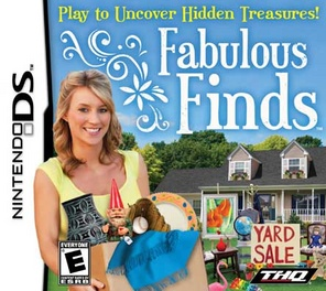 Fabulous Finds - DS - Used