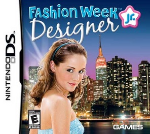Fashion Week Junior Designer - DS - Used
