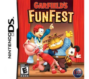 Garfield Fun Fest - DS - Used