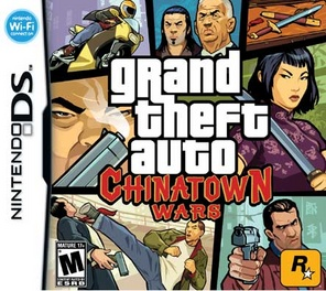 Grand Theft Auto Chinatown Wars - DS - Used