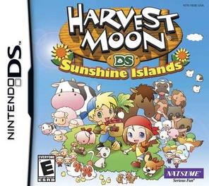 Harvest Moon: Sunshine Islands - DS - Used
