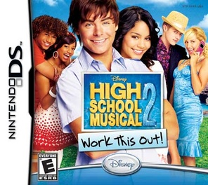 High School Musical 2 Work This Out - DS - Used