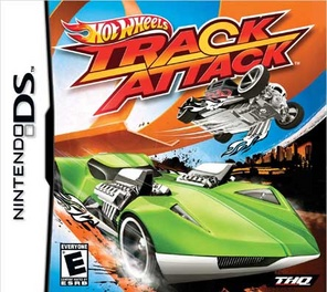 Hot Wheels: Track Attack - DS - Used