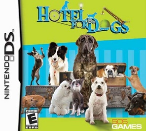 Hotel For Dogs - DS - Used