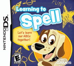 Learning To Spell - DS - Used