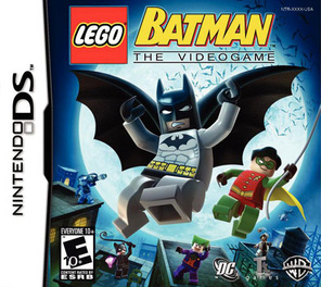 Lego Batman: The Video Game - DS - Used