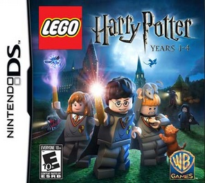 Lego Harry Potter Years 1-4 - DS - Used