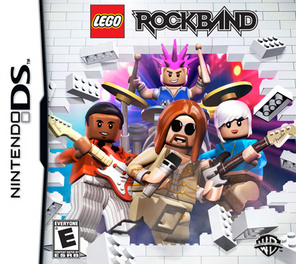 Lego Rock Band - DS - Used