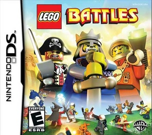 Lego: Battles - DS - Used