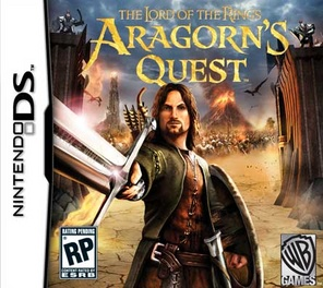 Lord Of Rings: Aragorns Quest - DS - Used