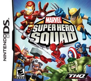 Marvel Super Hero Squad - DS - Used
