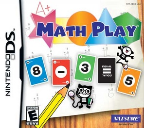 Math Puzzle - DS - Used