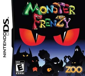 Monster Frenzy - DS - Used