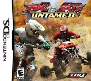Mx Vs ATV Untamed - DS - Used
