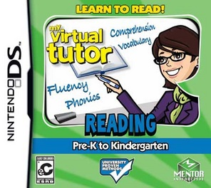 My Virtual Tutor-Reading Pre-K Kindergarten - DS - Used