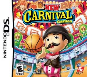 New Carnival Games - DS - Used