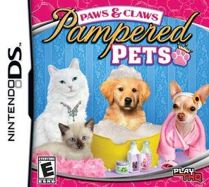 Paws & Claws Pampered Pets - DS - Used