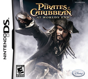 Pirates Of The Caribbean: At World's End - DS - Used