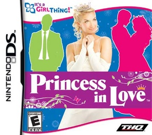 Princess In Love - DS - Used