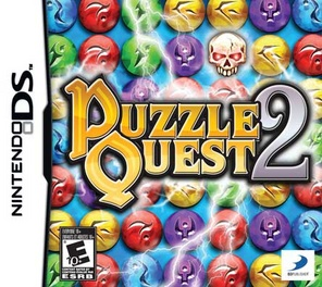 Puzzle Quest 2 - DS - Used