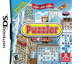 Puzzler World - DS - Used