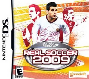Real Soccer 2009 - DS - Used