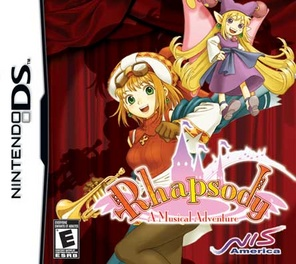 Rhapsody A Musical Adventure - DS - Used