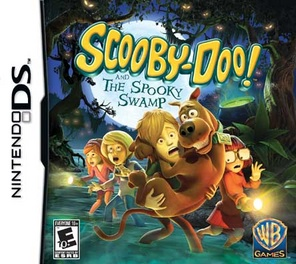 Scooby Doo: Spooky Swamp - DS - Used