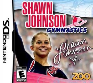 Shawn Johnson Gymnastics - DS - Used