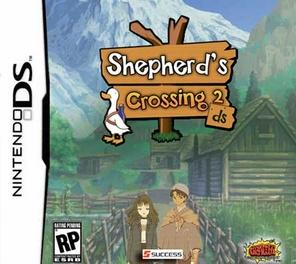 Shepherds Crossing 2 - DS - Used