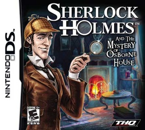 Sherlock Holmes & The Mystery Of Osbourne House - DS - Used