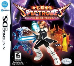 Spectrobes Beyond the Portals - DS - Used