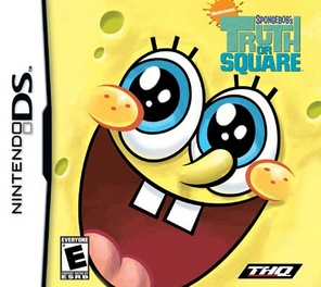 Spongebob Truth Or Square - DS - Used