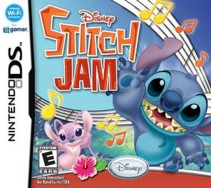 Stitch Jam - DS - Used