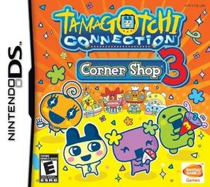 Tamagotchi Connection Cornershop 3 - DS - Used