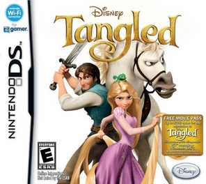 Tangled - DS - Used