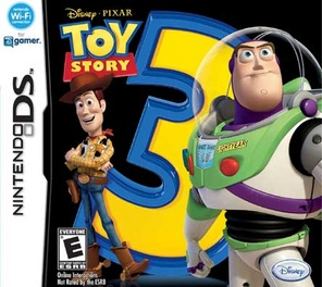 Toy Story 3 - DS - Used
