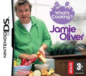 Whats Cooking Jamie Oliver - DS - Used