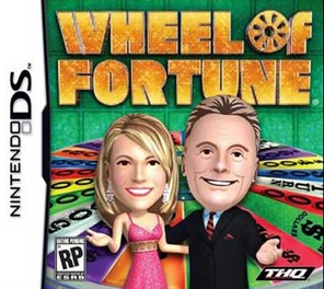 Wheel Of Fortune - DS - Used