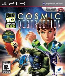Ben 10: Ultimate Alien - PS3 - Used