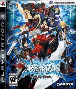 Blazblue: Calamity Trigger - PS3 - Used