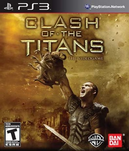 Clash Of The Titans - PS3 - Used